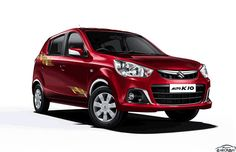 Urbano the Limited Edition of Alto K10 is launched by Maruti Suzuki in India | Car Crox