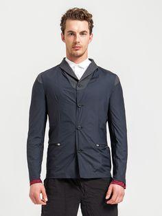 KOLOR , Black'n Blue Ceket #shopigo#shopigono17#menswear#ss15#readytowear