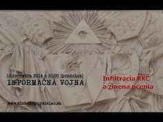 Informačná vojna 15.12.2014 Infiltrácia RKC