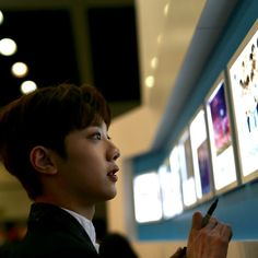 Read 12 from the story Digombalin Jaehwan Wanna One, Ong Seung Woo, Let's Stay Together, First Boyfriend, Love Of My Life, My Love, Guan Lin, Lai Guanlin, Fans Cafe