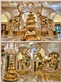 Christmas at the The Four Seasons, Paris