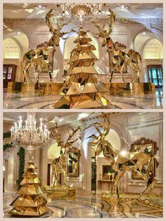 Christmas at the The Four Seasons, Paris