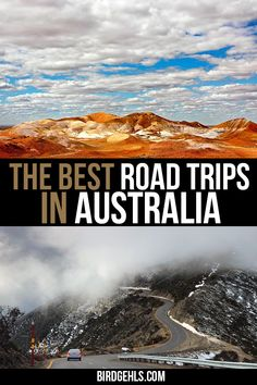 To road trip is an epic adventure indeed - whether you're taking on a trip spanning thousands of kilometres and many weeks, or a smaller journey to a local sight. Here are some ideas for road trips in Australia, to get you started with your trip planning Australia Travel Guide, Visit Australia, Road Trip Hacks, New Zealand Travel, Roadtrip, Holiday Travel, Travel Around, That Way, Travel Inspiration