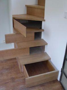 12 Top Secret Spots For Hidden Storage | WoodworkerZ.com