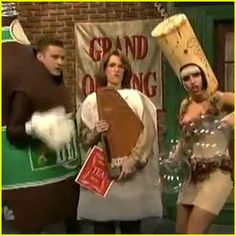 Bring it on down to Liquorville!   SNL with Kristen Wiig, Justin Timberlake, and Lady Gaga