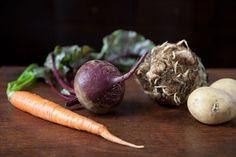 Roasted Root Vegetable Recipes - Fall Dinner Ideas