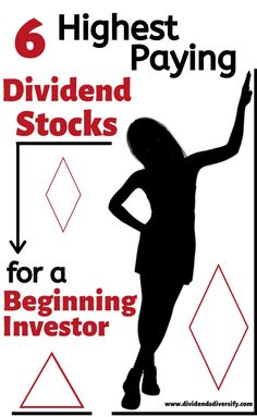 Want the best dividend stock tips? Then check out this article about 6 top dividend stocks and dividend investing for passive income. Investing money is for financial freedom. You will love these high dividend investing tips for beginners. Money matters, so start investing money for passive income today. Money Management Personal Finance Tips from me for YOU! #money #finance #investing #dividends Investing In Stocks, Investing Money, Dividend Investing, Money Makeover, Dividend Stocks, Emotional Intelligence, Money Matters, How To Get Money