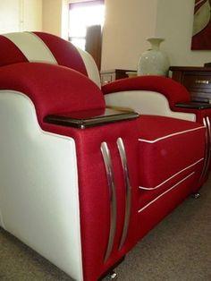 1930's Art Deco Chair