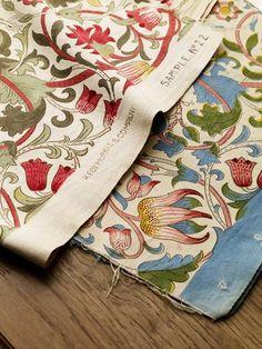 William Morris   Muster Sisustussalong
