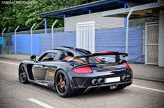 Awesome Carrera GT - by Tomek-W Photography