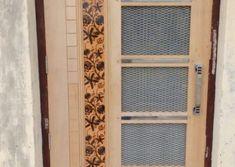 Homemade door design is or your luxury houses, you can choose fancy entrance doors prepared with glass grills or different framing. Door Design Photos, Home Door Design, Wooden Main Door Design, Mdf Doors, Wooden Doors, Glass Panel Door, Glass Panels, Bedroom Furniture Design, Tvs