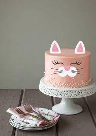 Ideas Cake Decorating With Fondant Birthdays Birthday Cake For Cat, Birthday Cupcakes, Birthday Parties, Birthday Kitty, Birthday Cartoon, Birthday Ideas, Baby Cakes, Cupcake Cakes, Kitty Party