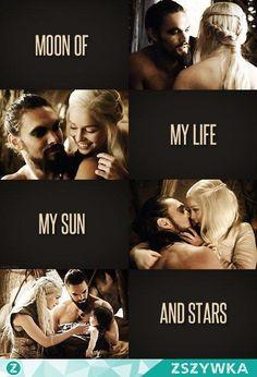 """""""Księżycu mojego życia. Moje Słońce i Gwiazdy."""""""