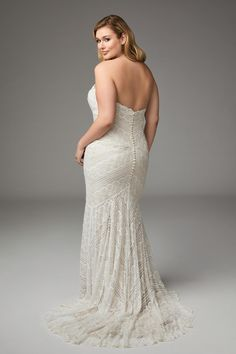 b557e0ead2 Plus Size Bridal Gowns and Wedding Dresses available in nearly every Wtoo  style