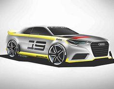 "Check out new work on my @Behance portfolio: ""Audi Quattro - Sketch & Illustration"" http://on.be.net/1OziOh6"