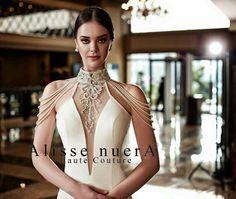 Alisse nuerA . Haute Couture . Gelinlik Modeli .