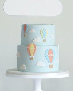 Shake My Blog | Un anniversaire montgolfière