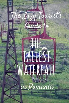 The Lazy Tourist's Guide to Cailor Falls, the Tallest Waterfall in Romania
