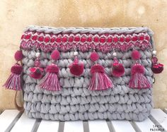 Image of Clutch Boho Morocco