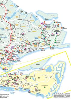 Train System Map  MRT  LRT Trains  Public Transport  Land