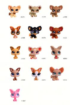 Nicole`s LPS blog - Littlest Pet Shop: Pets: Chihuahua