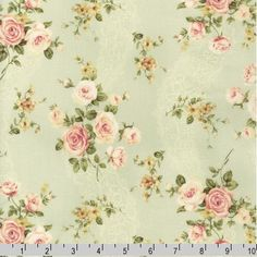 cottage chic wallpaper book | Shabby Chic Wallpaper – Shabby Elegance Decor Adds Charm and Romance