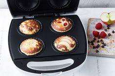 Pie maker condensed milk muffins Muffin Recipes, Apple Recipes, Bread Recipes, Cooking Recipes, Just Pies, Fairy Bread, Beef Pies, Condensed Milk Recipes, Flaky Pastry