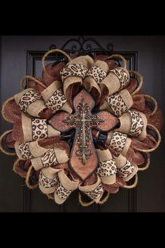cross wreath - Bing images