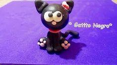 gatito clay - YouTube