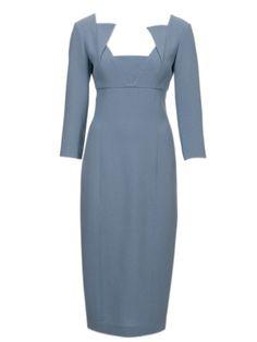 Kleid 131  Burda 9/2011