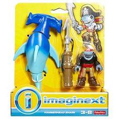 Fisher-Price Imaginext Hammerhead Shark Pack : Target