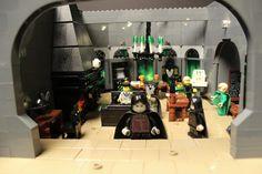 Lego Hogwarts: 400.000 mattoncini per ricostruirlo in scala