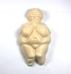 Milk and Honey Venus of Willendorf - earth religion, pagan, history, fertility, goddess. $5.00, via Etsy. I would love this. Seriously. Mad love.