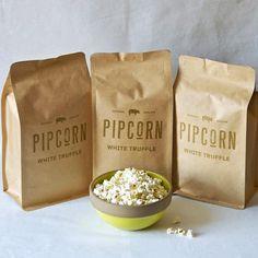white truffle popcorn