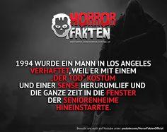 Ob die Senioren gedacht haben, das ihre letzte Stunde geschlagen hat? :D #horrorfakten #horror #fakten