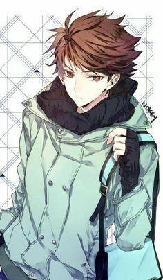 Read Oikawa-Sempai from the story haikyuu . Manga Boy, Manga Anime, Art Anime, Anime Kunst, Fanarts Anime, Otaku Anime, Anime Chibi, Hot Anime Boy, Anime Boys