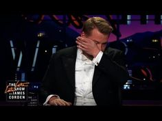 cool James Corden Gives Emotional Tribute To Manchester After Attack