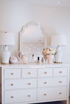 A Pink Ballerina & Swan Toddler Bedroom - The Pink Dream   Girl bedroom decor, Big girl bedrooms, To