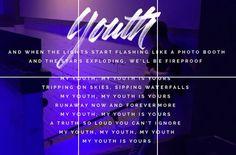 YOUTH // troye sivan