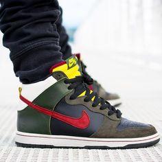 """Nike Dunk High Pro SB """"Boba Fett"""""""