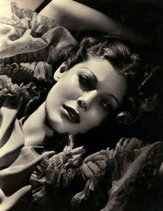 """Loretta Young in """"Man's Castle"""" by George Hurrell (Columbia, Portrait Still X - Available at 2011 March Dallas Signature. Loretta Young, Vintage Hollywood, Hollywood Glamour, Classic Hollywood, Hollywood Stars, Hollywood Actresses, Hollywood Icons, Hollywood Divas, Judy Lewis"""