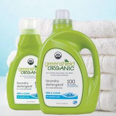 Laundry Detergent - Free & Clear