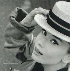 Gorgeous Audrey!