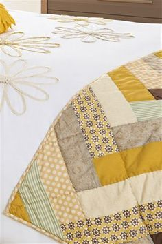 Buy Daisy Tapework Bed Set from the Next UK online shop