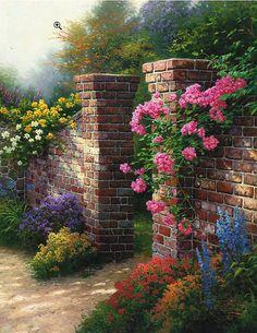 ✿Warming Garden✿ 'The Rose Garden'