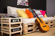 Top 104 Unique DIY Pallet Sofa Ideas | 101 Pallet Ideas - Part 10