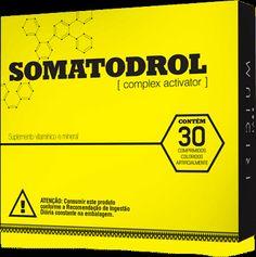 Conheça o Somatodrol, mais testosterona, ganhos extremos de massa muscular, menos fadiga muscular, liberação e concentração de testosterona. Saiba Mais!