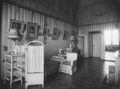 Winter Palace - the Empress Bedroom 1900