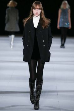 Saint Laurent ready to wear fall 2014