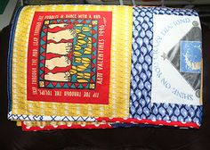 A Ditchin' Time Quilts: yellow